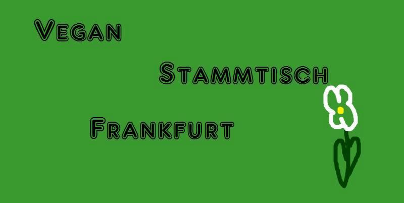 Vegan Stammtisch Frankfurt am 29.6